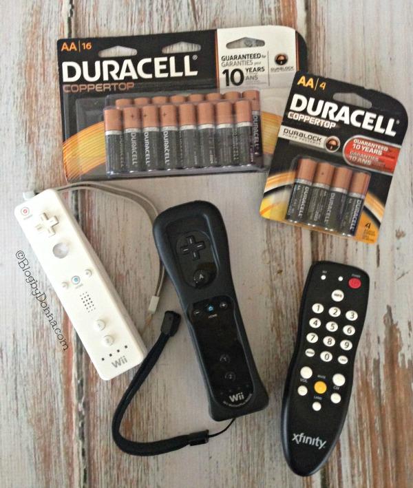 Duracell Batteries #PowertheHolidays