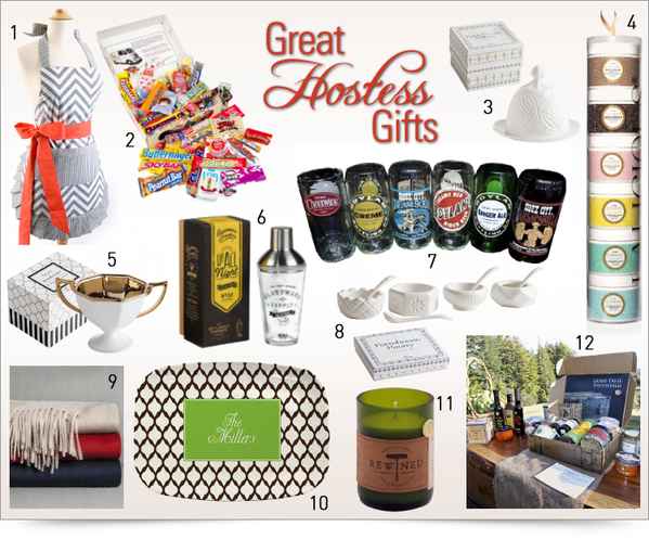 Great Hostess Gift Ideas #BBNshops