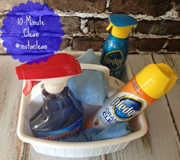 Clean home with Pledge Windex #instaclean #shop #cbias