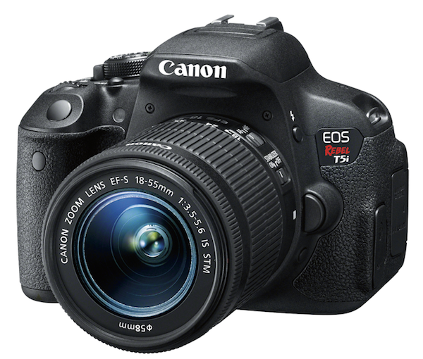 Canon EOS Rebel T5i from Best Buy