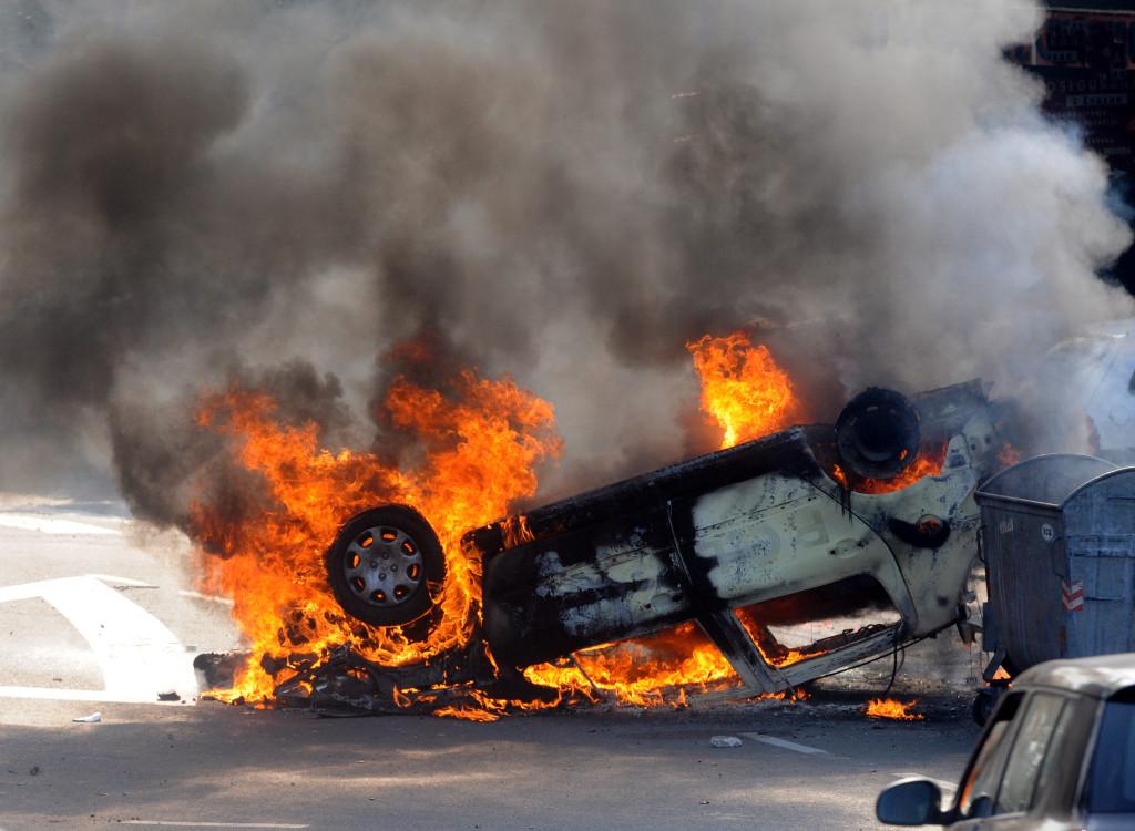 trends of 2014 stop riot rioting