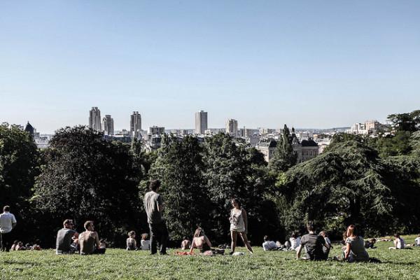 Parc des Buttes-Chaumont_Paris Post