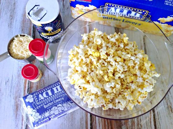 ACT II Grown Up Popcorn 1 #popcorn