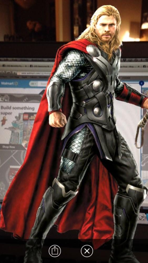 Avengers App Thor Img