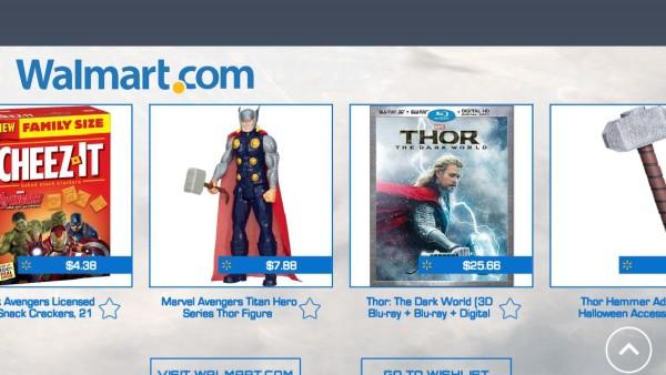 Thor WishList