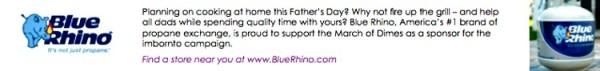 Blue Rhino #imbornto