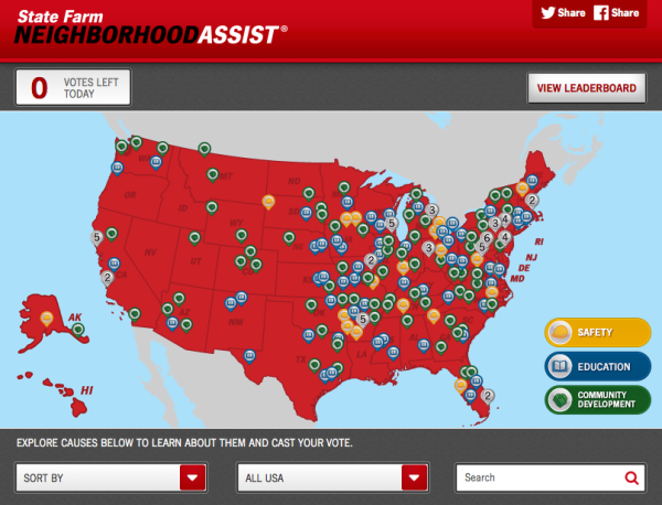 State Farm Neighborhood Assist Img
