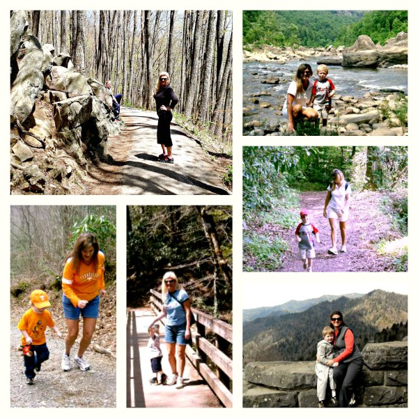 hiking Great Smoky Mountains Caltrate Bone & Joint Health #Caltrate3in1