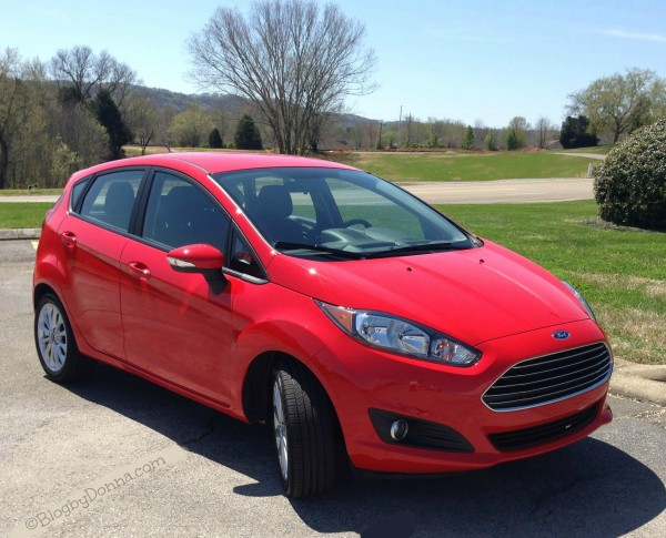 My 2014 Ford Fiesta 1a
