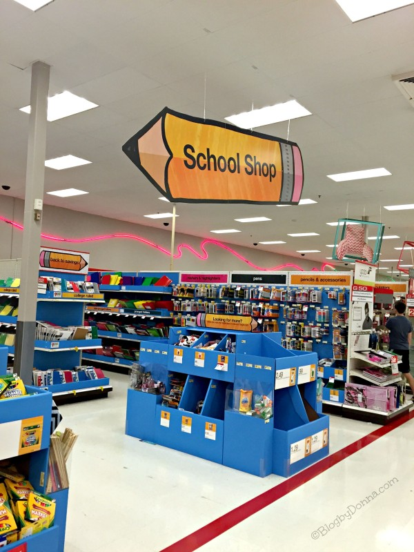 Back to School Shopping at Target #PURELL30