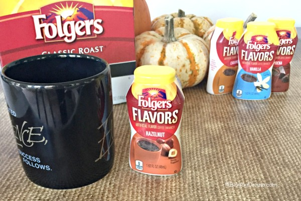 Remix your coffee with Folgers Flavors #remixyourcoffee