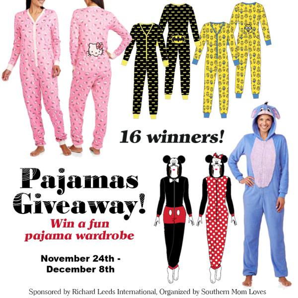Richard Leeds Pajama Giveaway