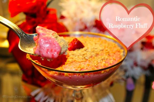 Raspberry Desserts Raspberry Fluff
