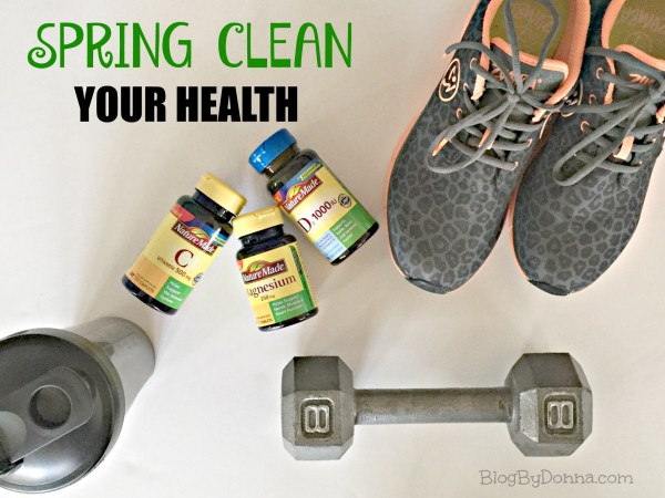 Nature Made Spring Clean Your Health