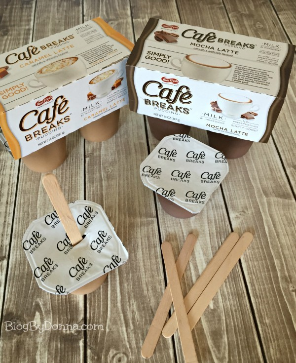 Take 5 with Cafe Breaks from Ingles using Ibotta app.