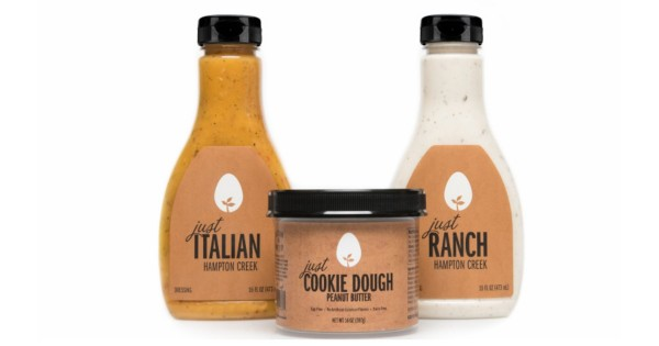 Use Condiments like HamptonCreek Foods in your recipes
