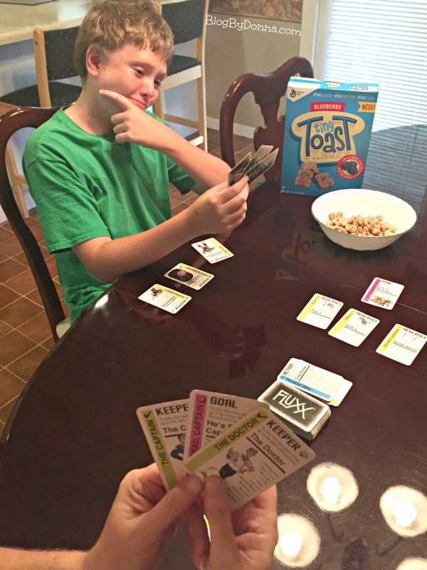 Fun things to do with teen sons game night with Tiny Toast