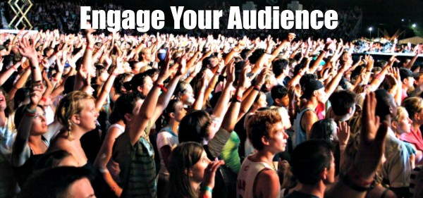 engage your blog audince..