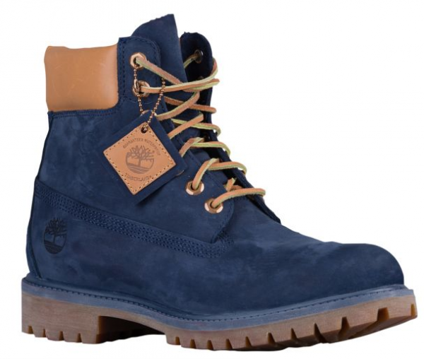Timberland boots from Foot Locker