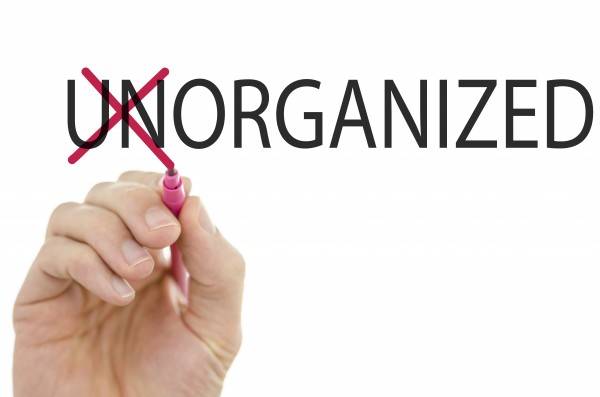 changing-unorganized-to-organized how to organize your life