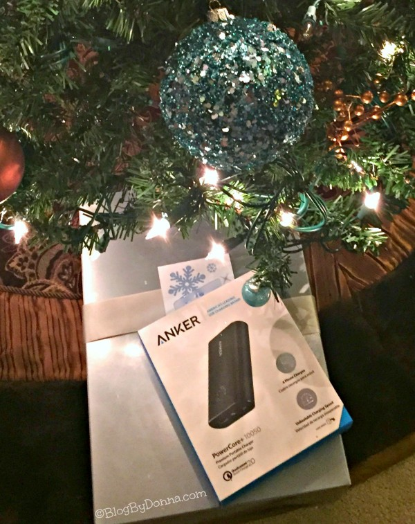 Anker PowerCore+ 10050 Portable Charger at Walmart