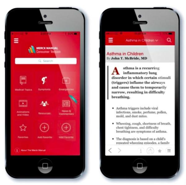 Merck Manual Consumer App...