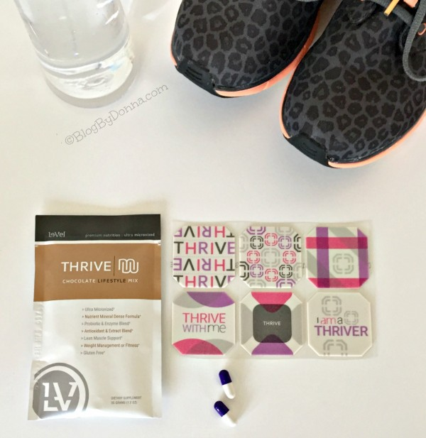 Healthy lifestyle with the THRIVE experience THRIVE reviews