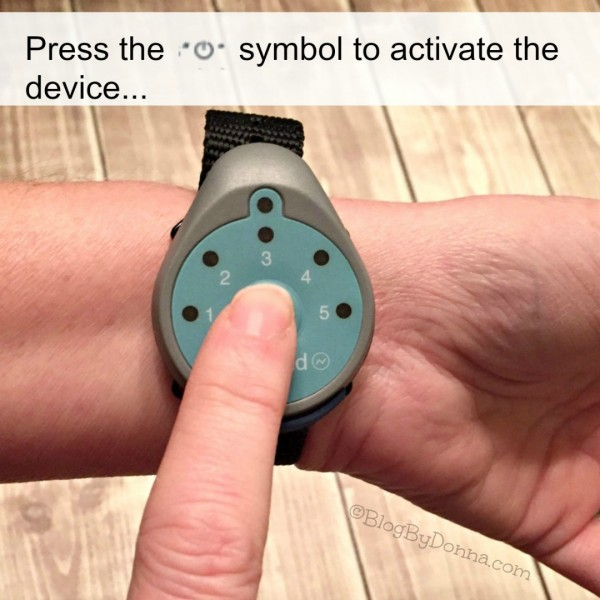 How to use Reliefband for motion sickness for amusement park rides like roller coasters