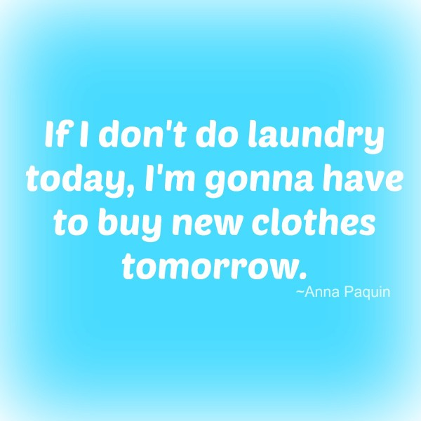 Laundry quote funny Simple Living Portable Clothes Dryer