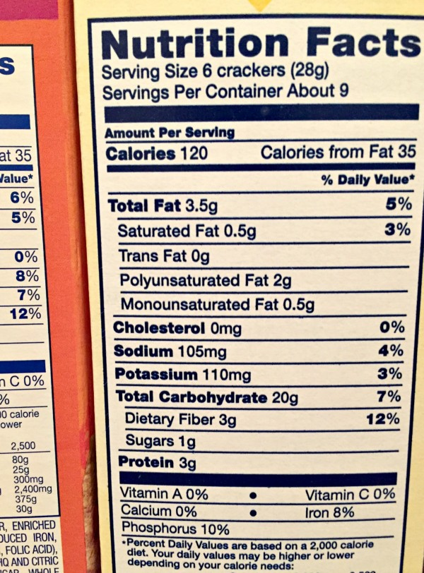 Read labels look for hidden sugars