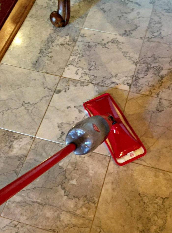 O-Cedar ProMist mop