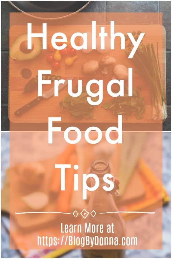 frugal food tips