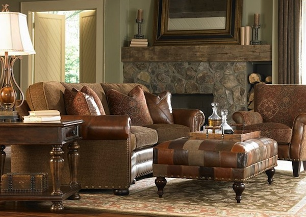Living Rooms, Amalfi Sectional, Living Rooms   Havertys ...