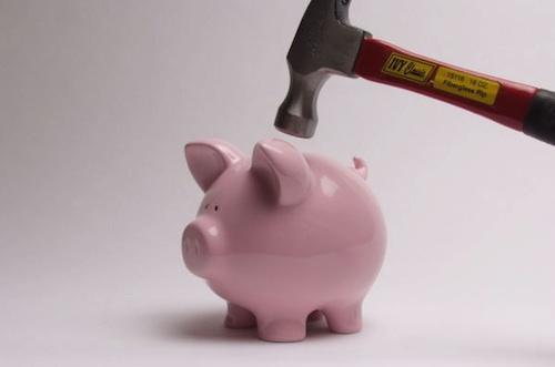 PiggyBank4GP short of money