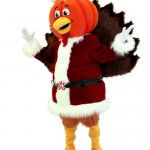 Pumpkin-Headed Turkey Claus at RetailMeNot