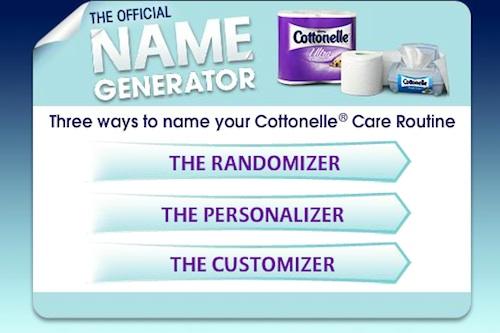 CottonelleNameGenerator
