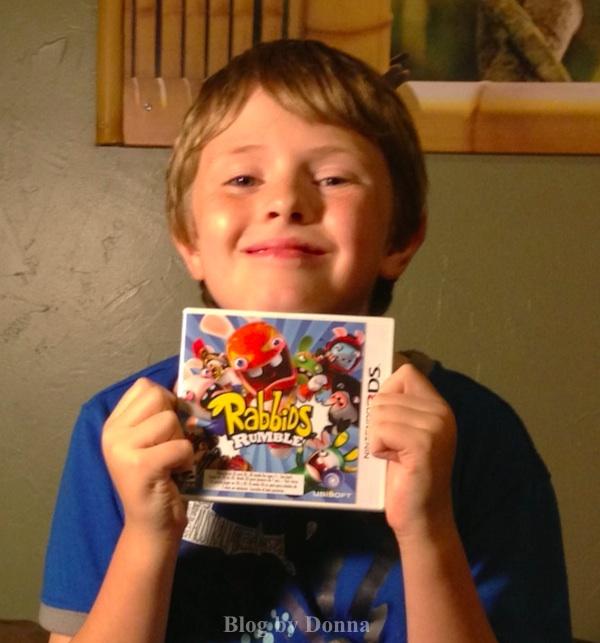 RabbidsRumbleReview Pic1 rabbids rumble Nintendo 3ds review