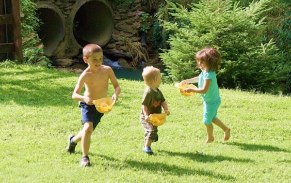 tips to get your kids healthy