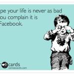 facebook complainer