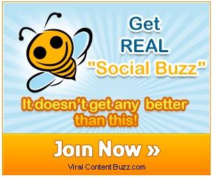 Viral Content Button viral content buzz