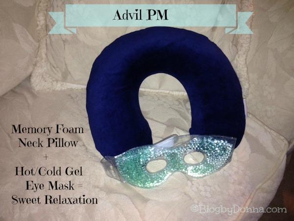 Advil PM Relaxation Kit Img 2 advil pm