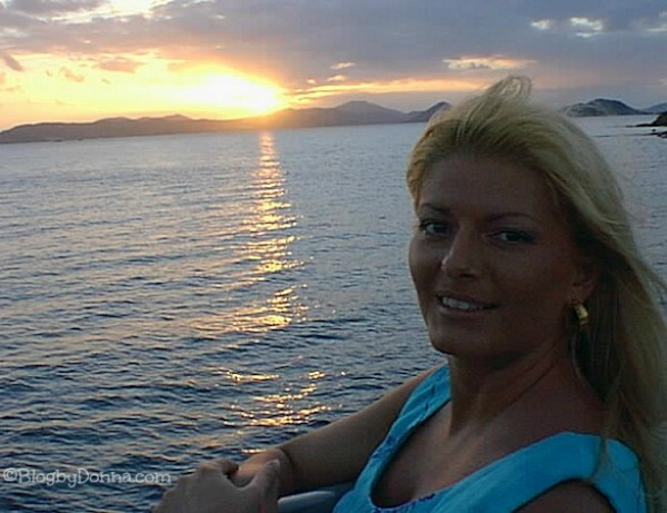 Sunset Cruise, Virgin Island, Caneel Bay