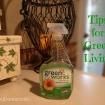 tips for living green #greenworksgames