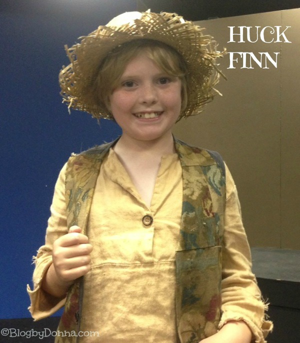 Huck Finn letters to our sons