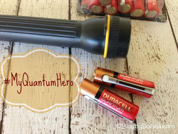 Duracell Quantum Batteries #MC #myquantumhero