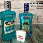 Listerine 21 day Oral Health challenge #Listerine