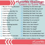 #loveme Challenge february