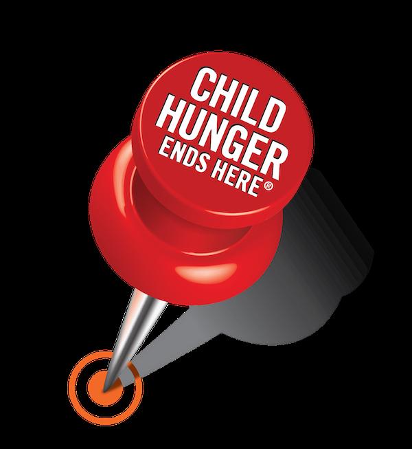 child hunger ends here logo Kroger to help end #ChildHunger