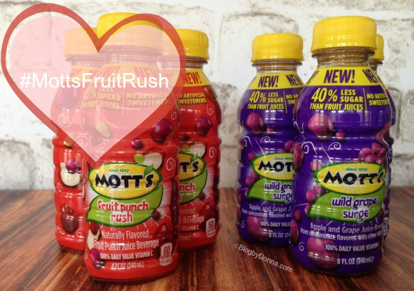 Motts Fruit Drinks New Fruit Flavors From Mott's