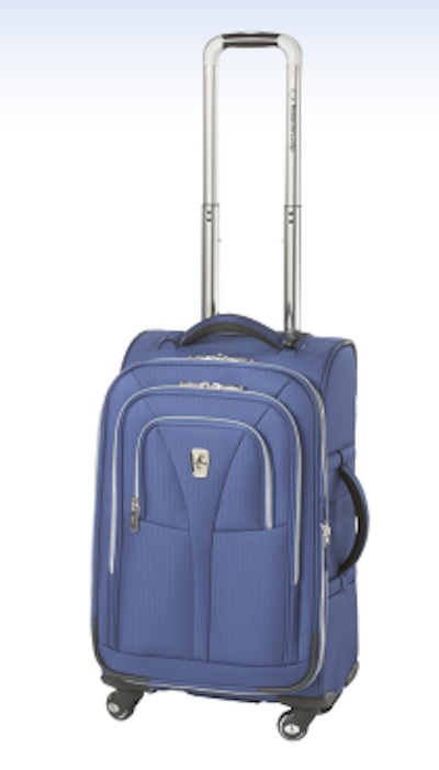 Compass Unite Upright Suiter Atlantic Luggage and a Family Trip for 4 Sweepstakes
